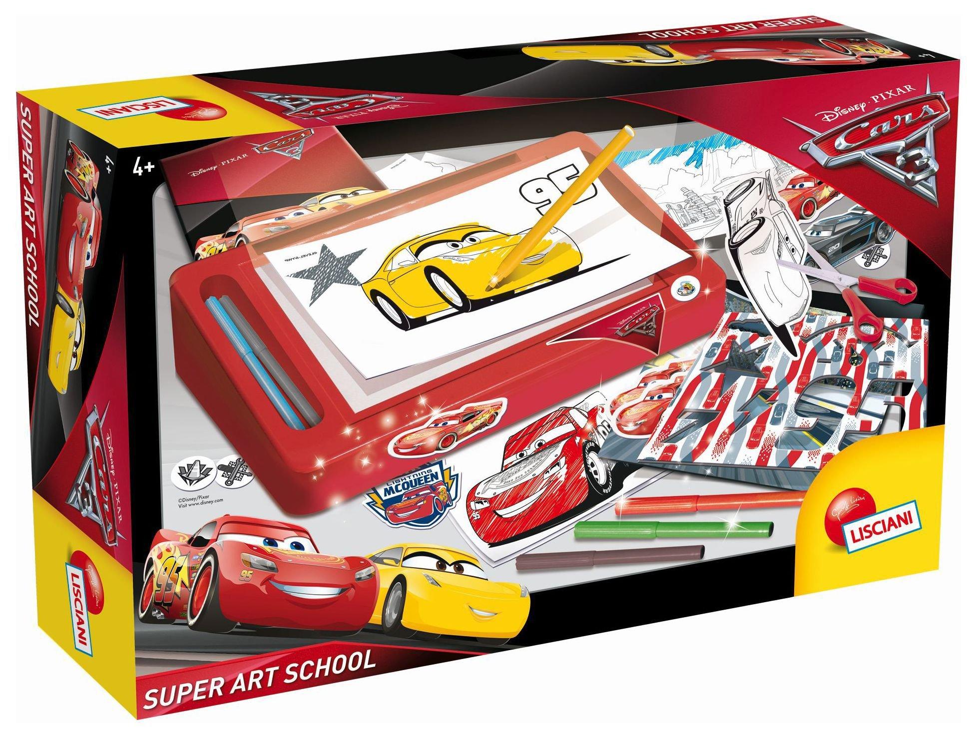 Image of Cars 3 IM Creative Super Art School