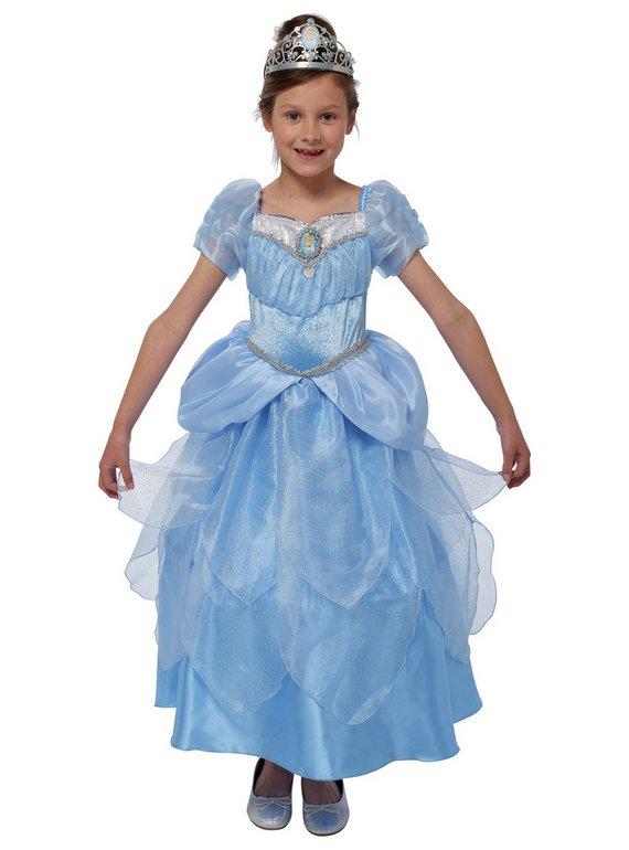 Buy Disney Princess Cinderella Fancy Dress Costume - 3-4 Years ...