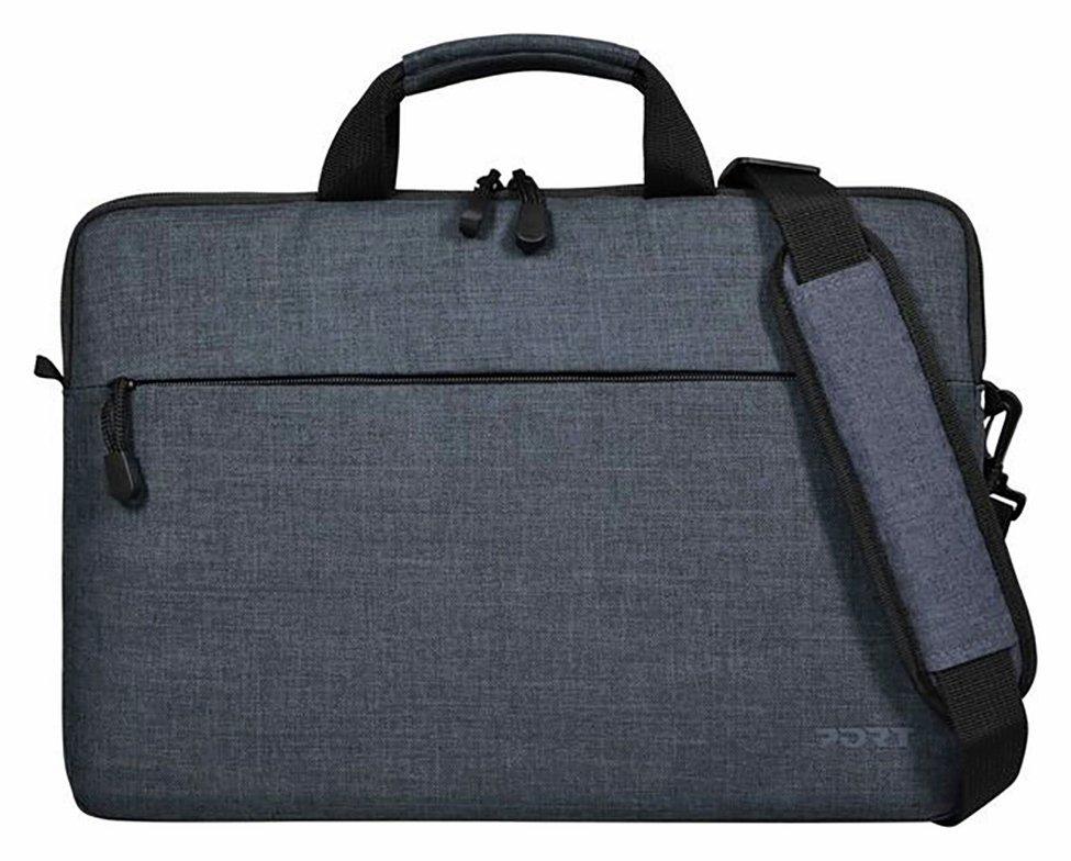 Port Designs Belize 15.6 Inch Laptop Case - Grey