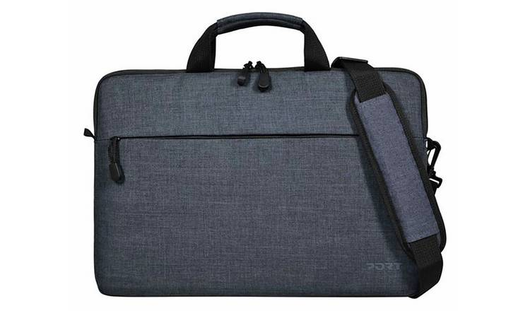 88c3cdb0c820 Buy Port Designs Belize 15.6 Inch Laptop Bag - Grey | Laptop bags, cases  and skins | Argos