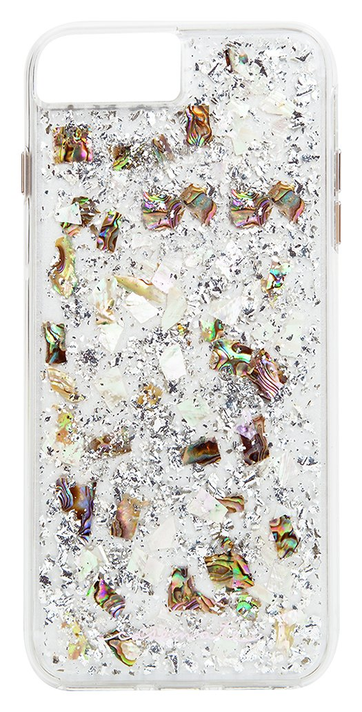 Case-Mate Karat iPhone 6+/ 6s+/ 7+ Case - Mother of Pearl