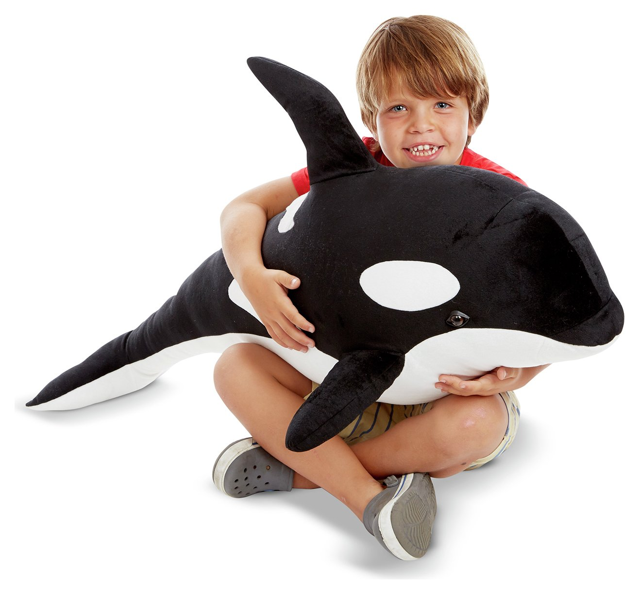 Melissa & doug Orca Soft Toy - Giant