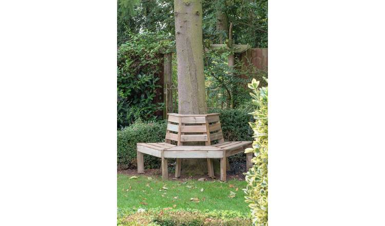 Forest Timber Tree Seat 1