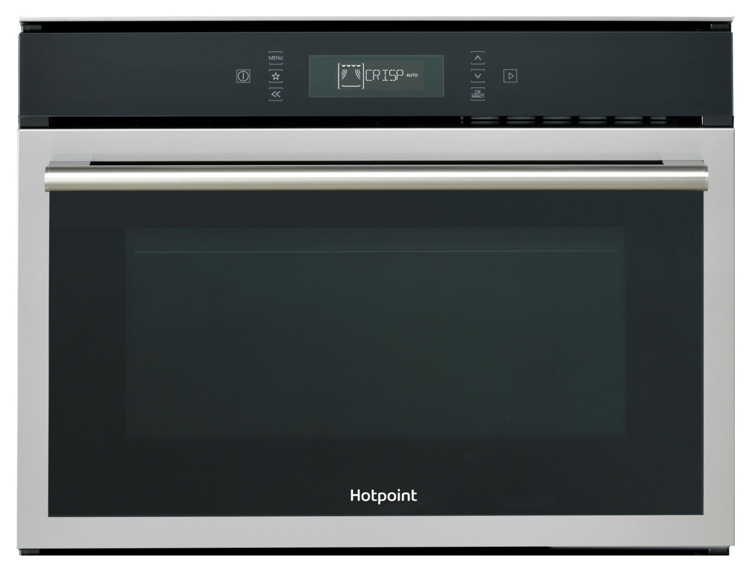 Hotpoint MP676IXH 900W Microwave - Silver