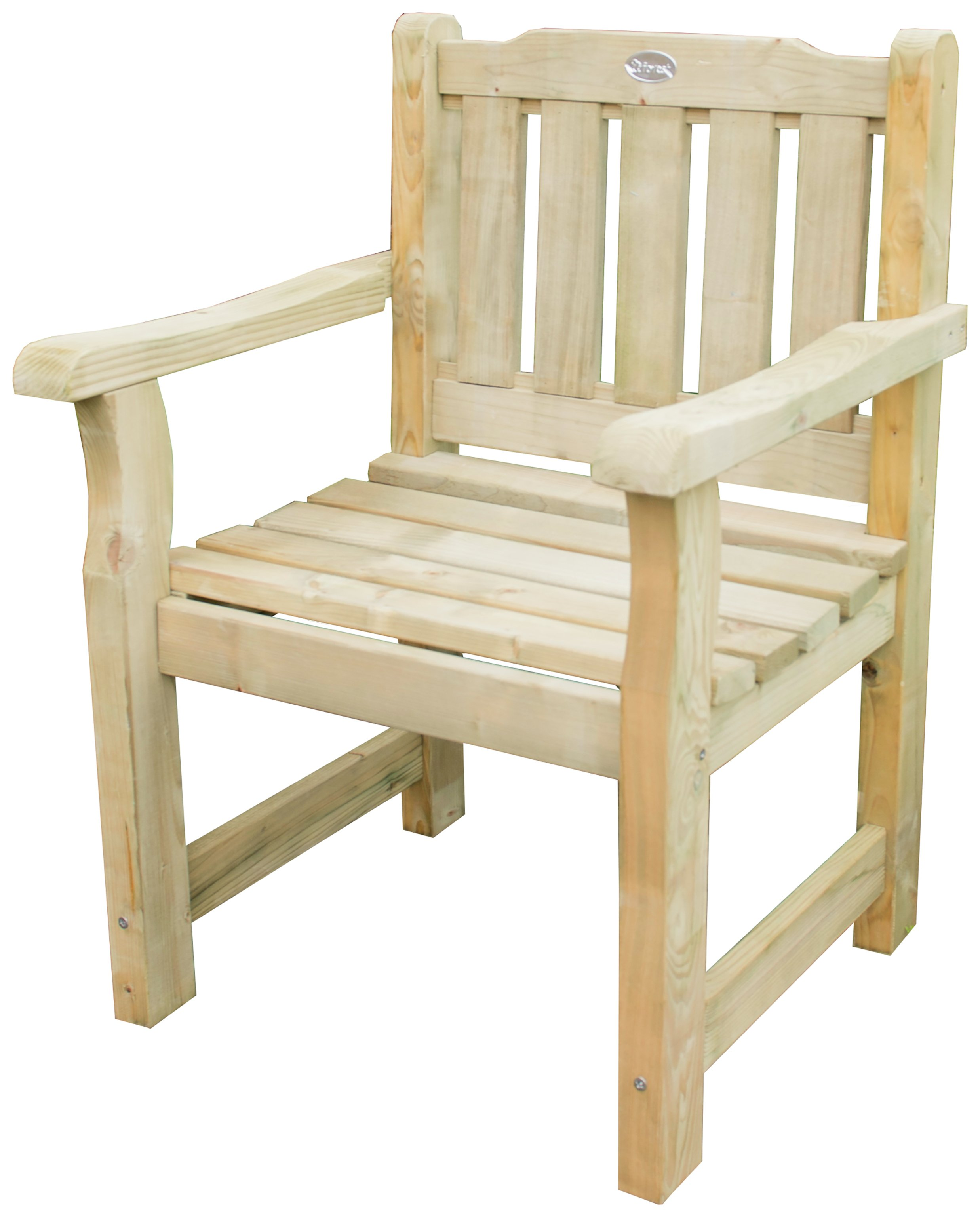 Forest Rosedene Wooden Garden Chair