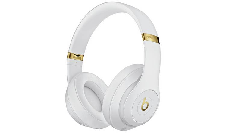 cd0237d663f Beats by Dre Studio 3 Wireless Over-Ear Headphones - White739/3174