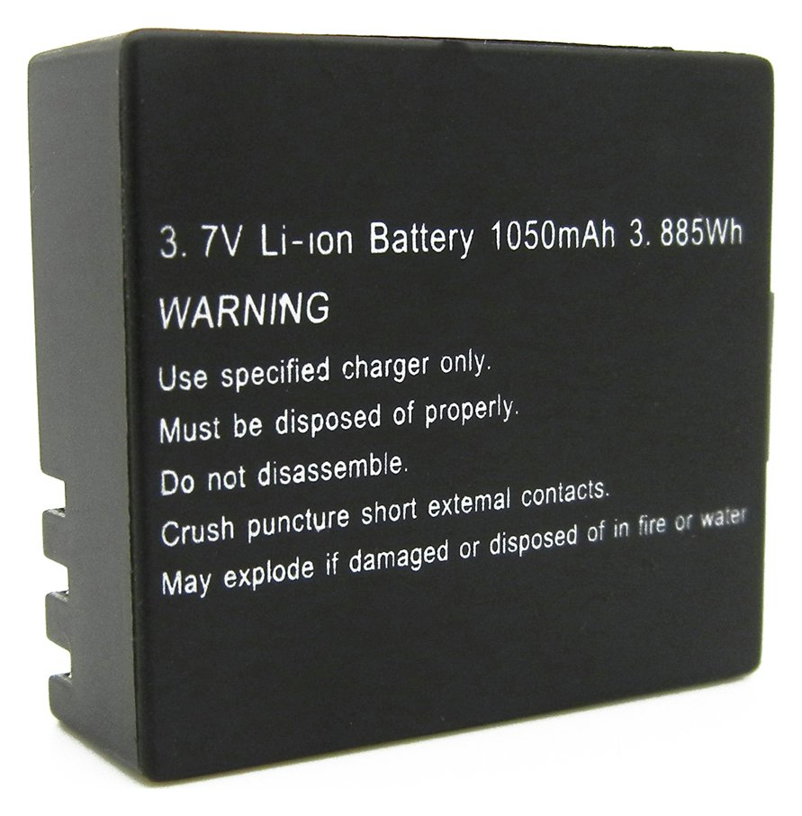 Image of GoXtreme Battery for Vision 4K