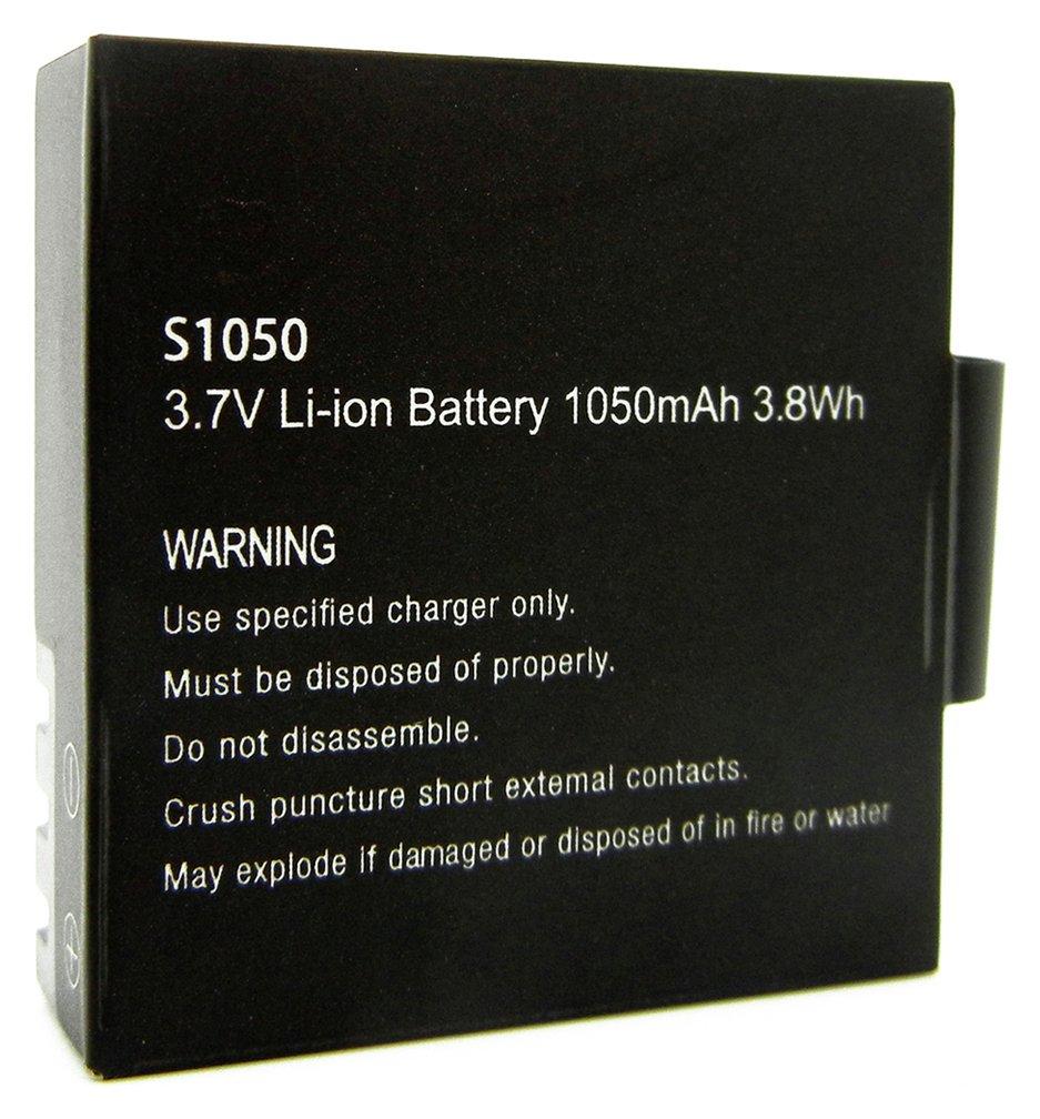 GoXtreme Battery for Black Hawk 4K & Stage 2.5K