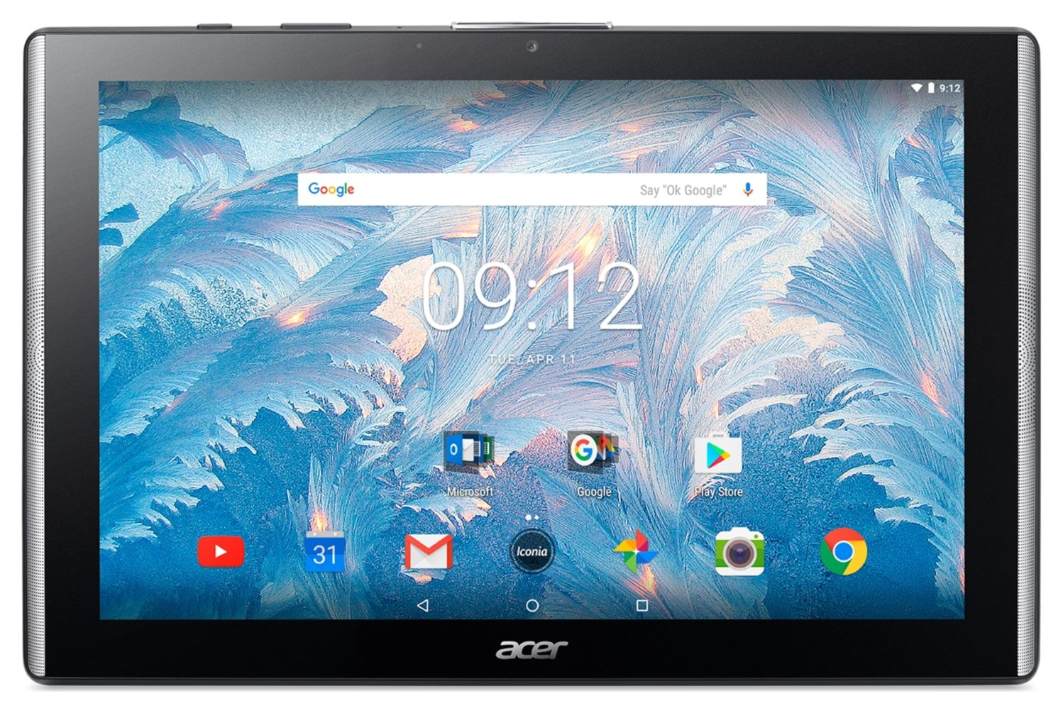 Image of Acer Iconia One 10 Inch 2GB 32GB Tablet FHD - Black