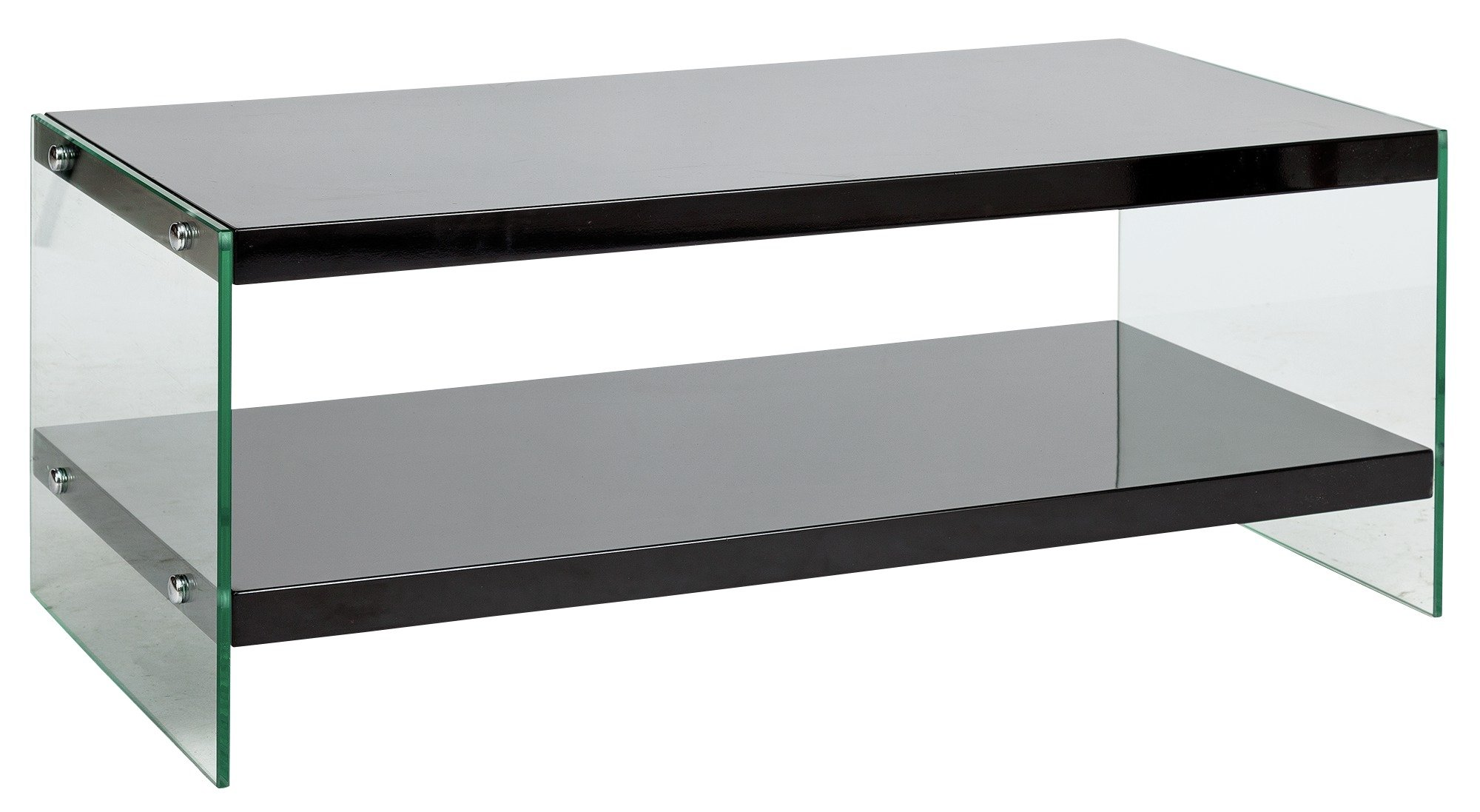 Buy Argos Home Kaspa Coffee Table   Black Gloss U0026 Glass   Coffee Tables    Argos