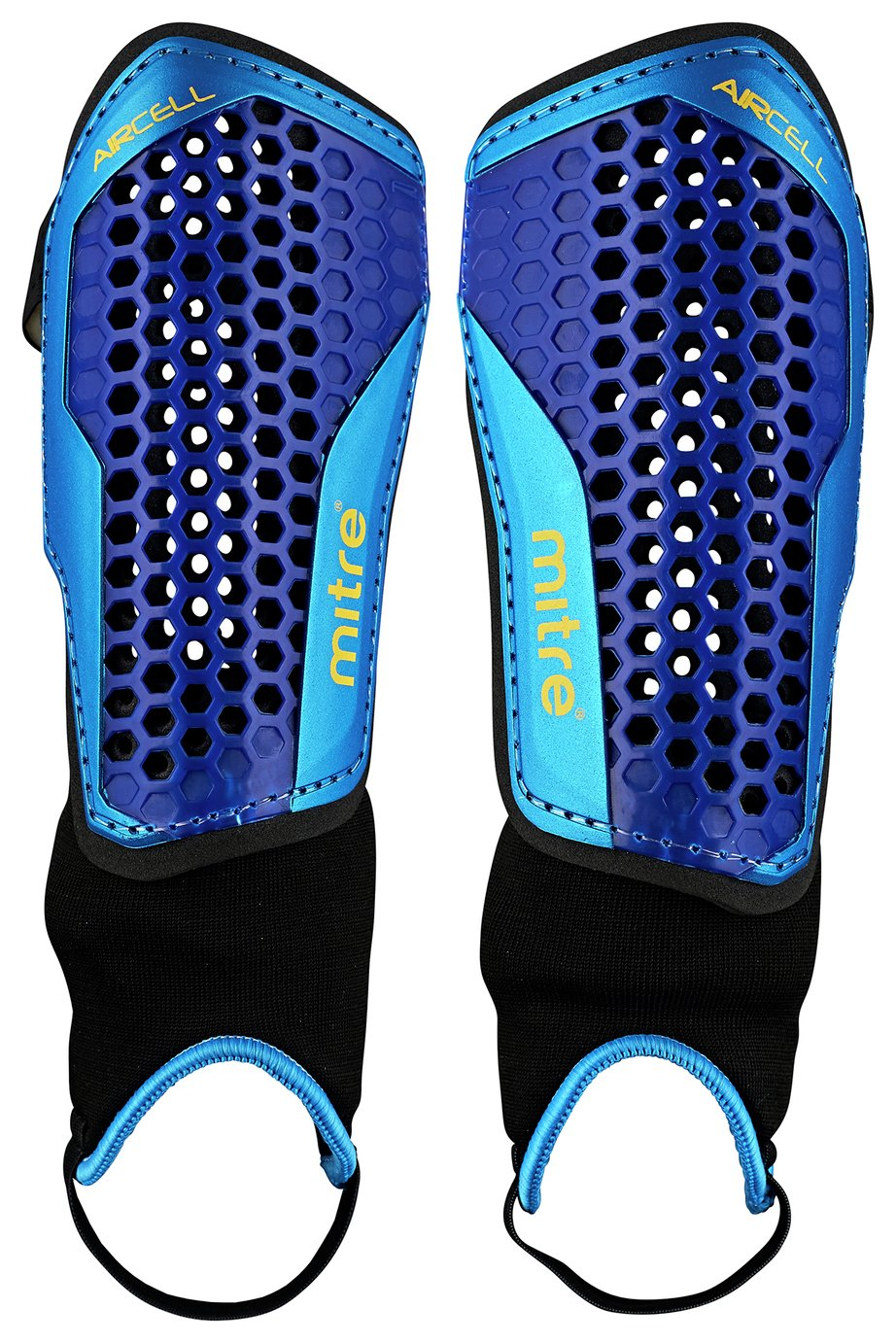 Mitre Aircell Carbon Shin Pads - Small