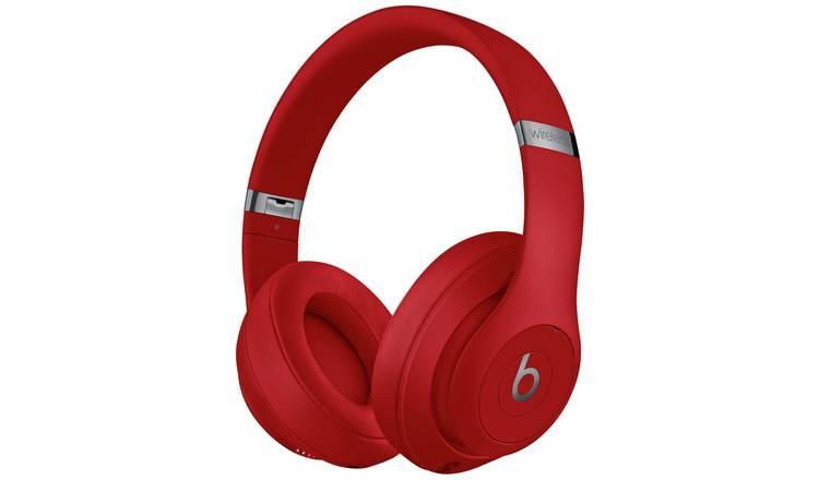 8831e49bb95 Beats by Dre Studio 3 Wireless Over-Ear Headphones - Red739/4290