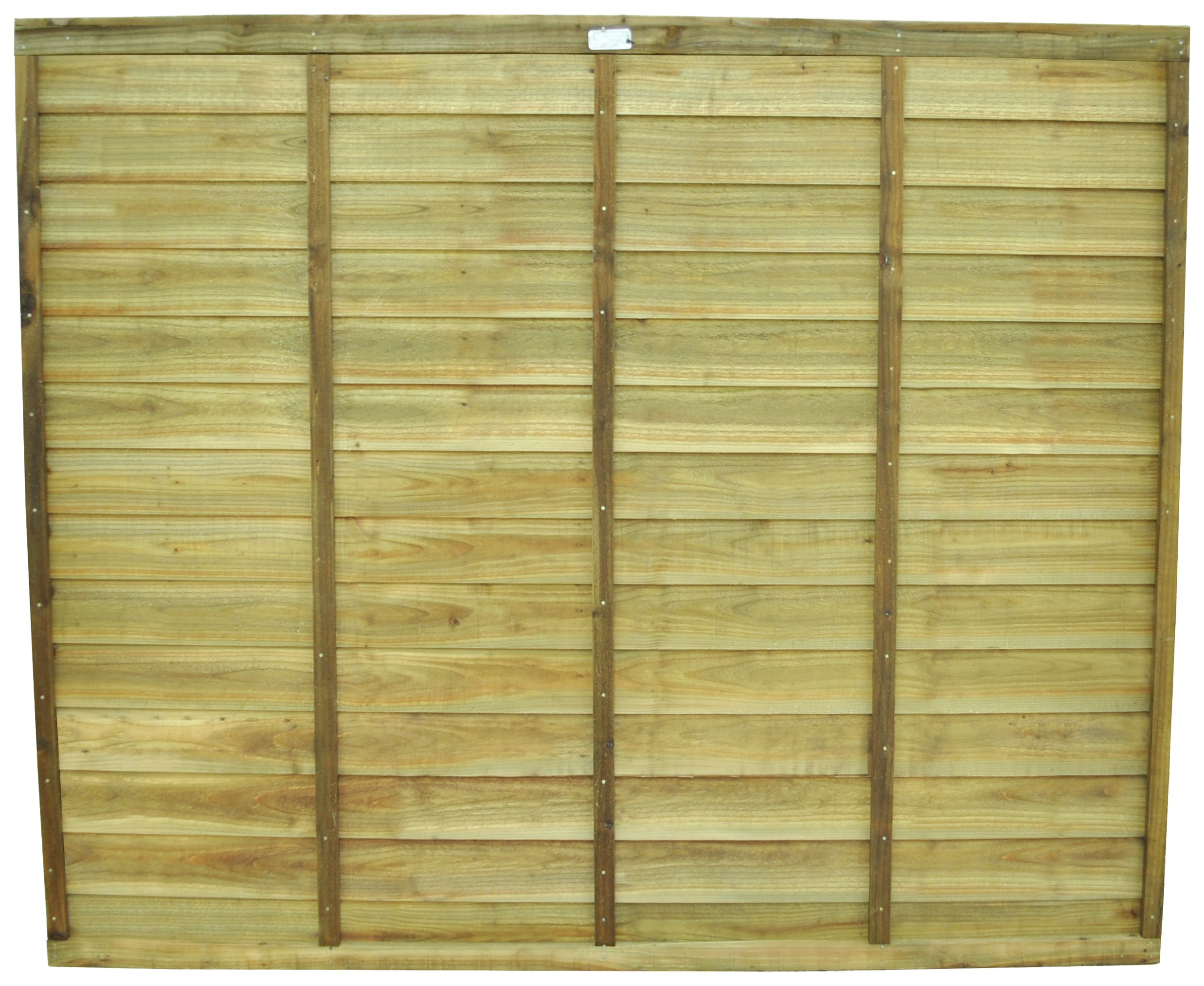 Forest 4ft (1.22m) Superlap Fence Panel - Pack of 3