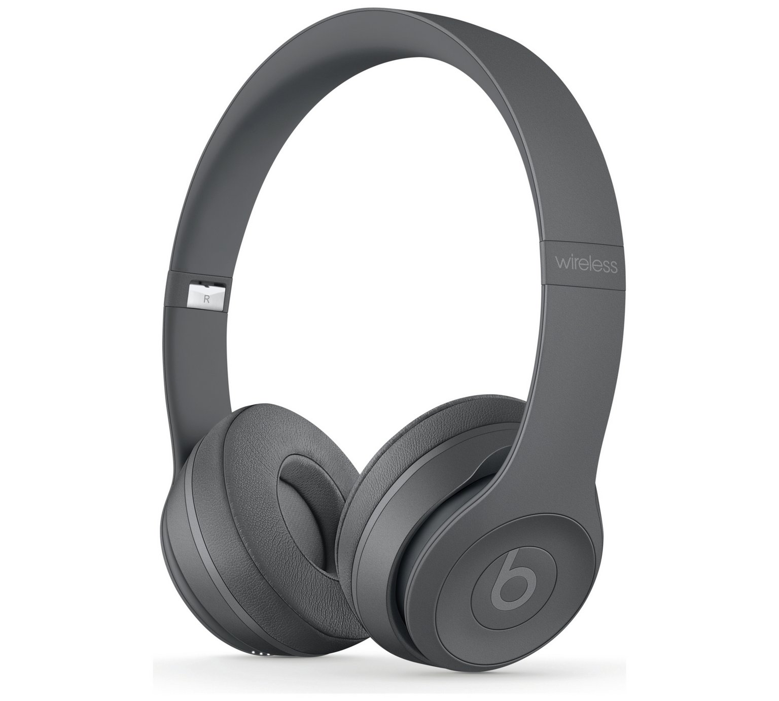 Beats by Dre Solo 3 On-Ear Wireless Headphones- Asphalt Grey