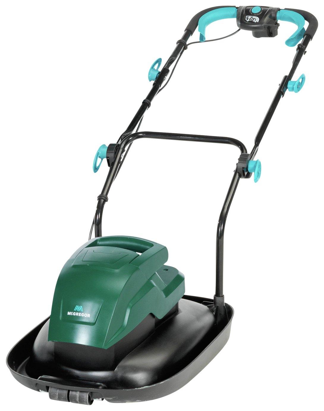 McGregor 33cm Hover Lawnmower - 1500W