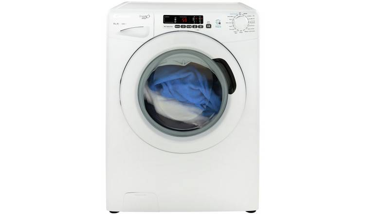 Candy GVS148D3 8KG 1400 Spin Washing Machine - White