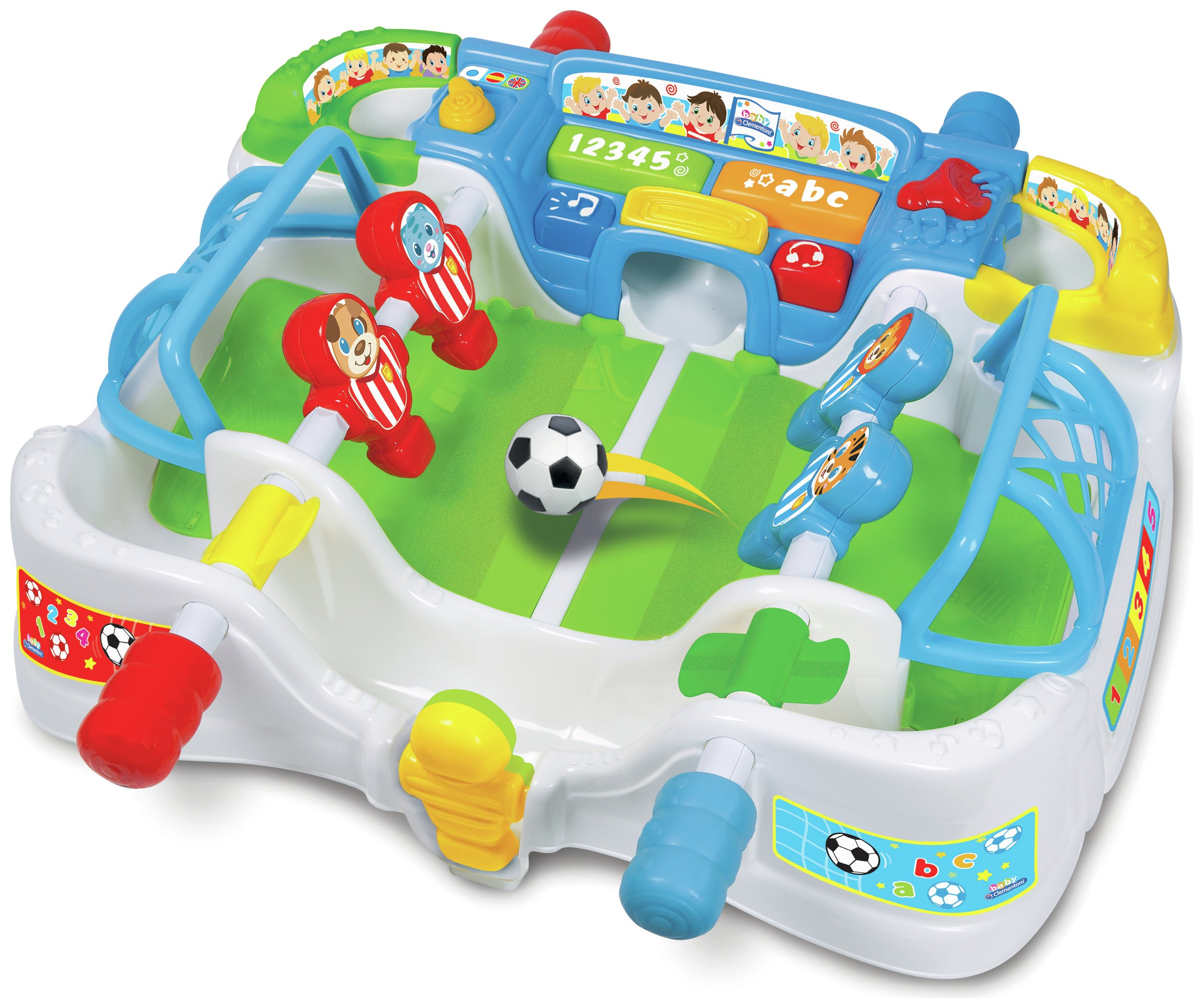 Image of Baby Clementoni Interact Football Table