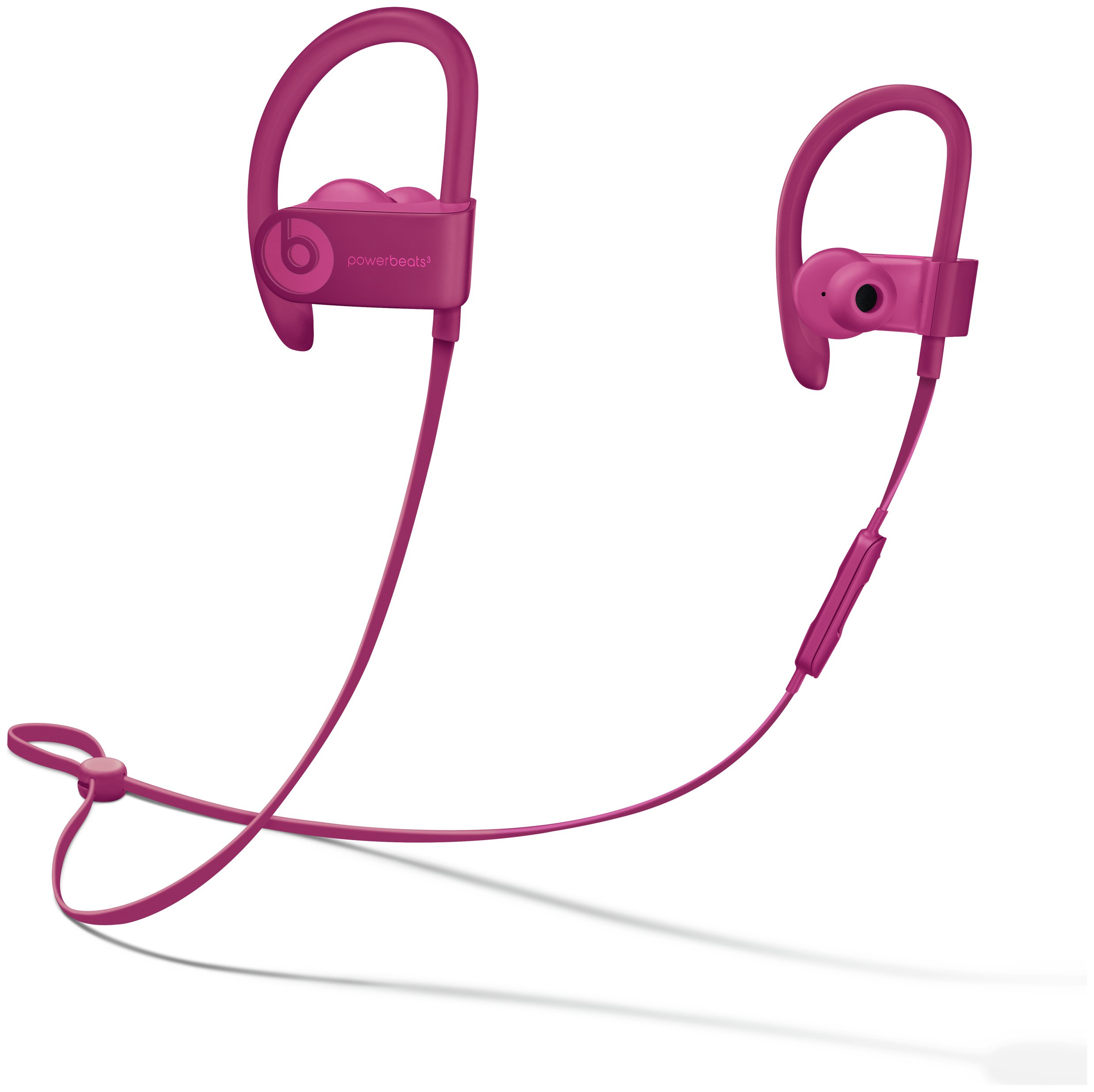 Image of Beats by Dre Powerbeats 3 In - Ear Wireless Headphones - Red