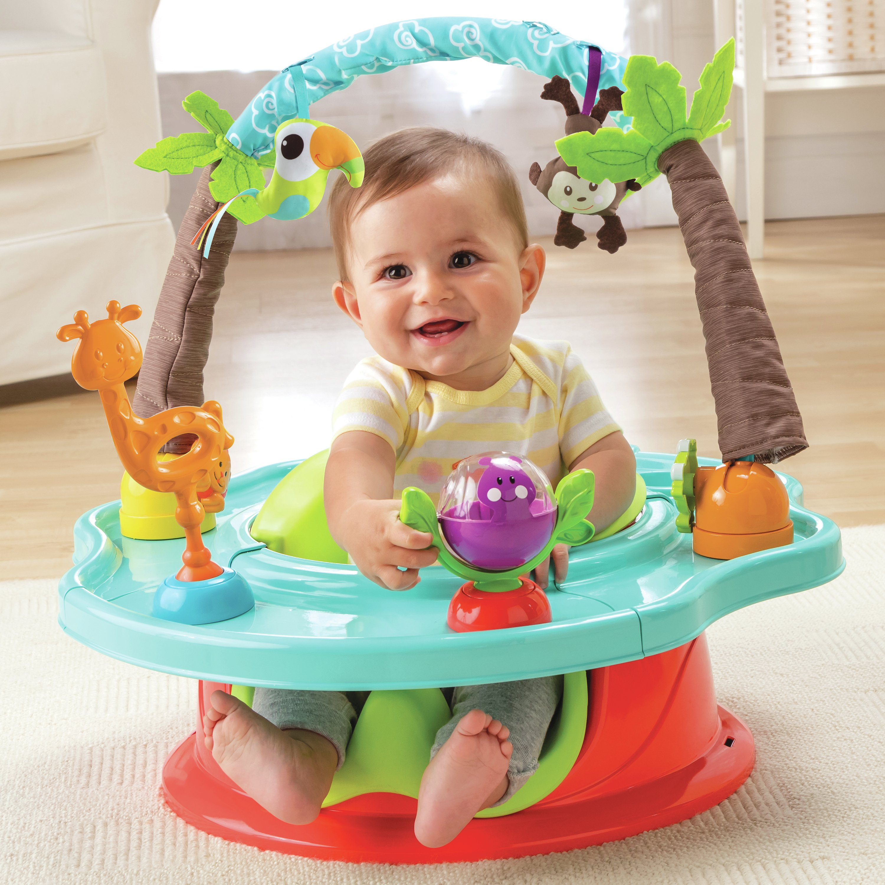 Summer Infant Superseat Wild Safari