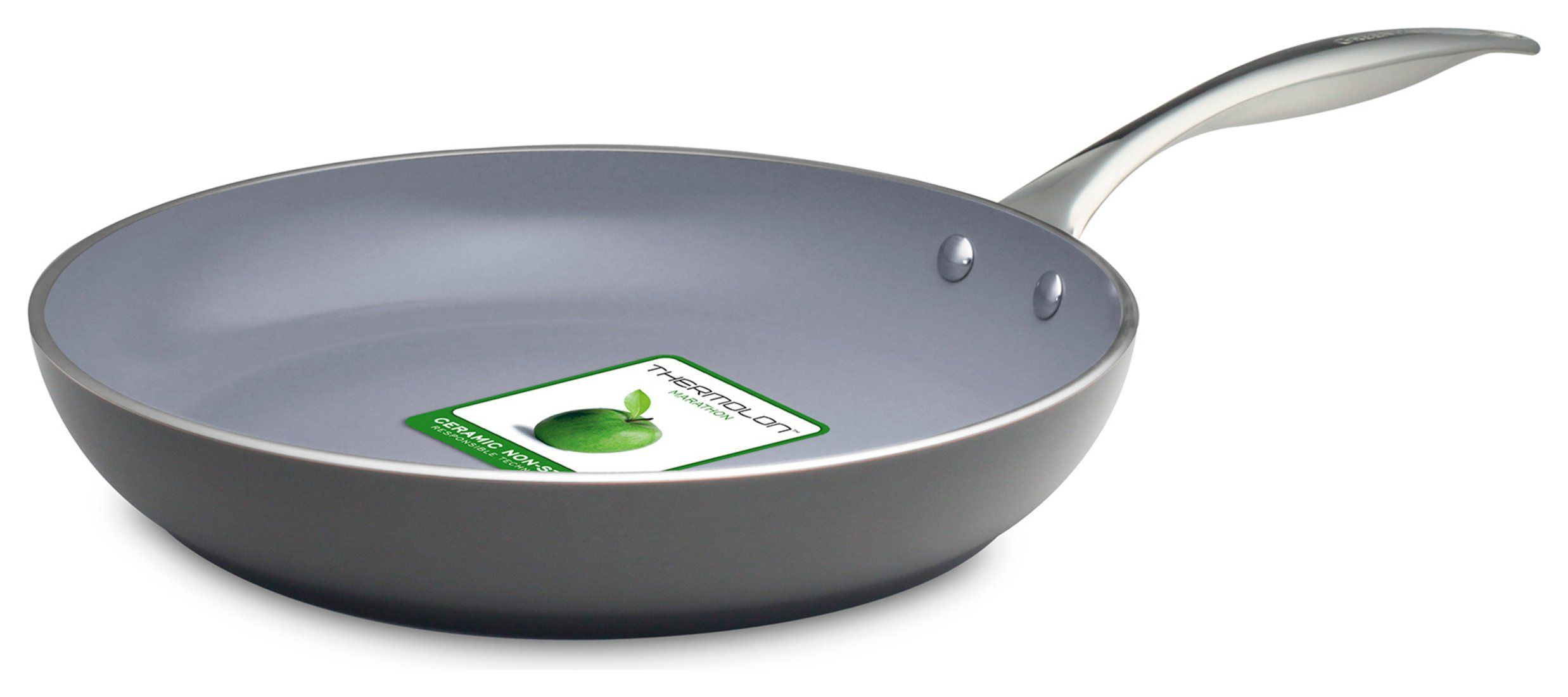 Image of GreenPan Venice 30cm Open Frying Pan