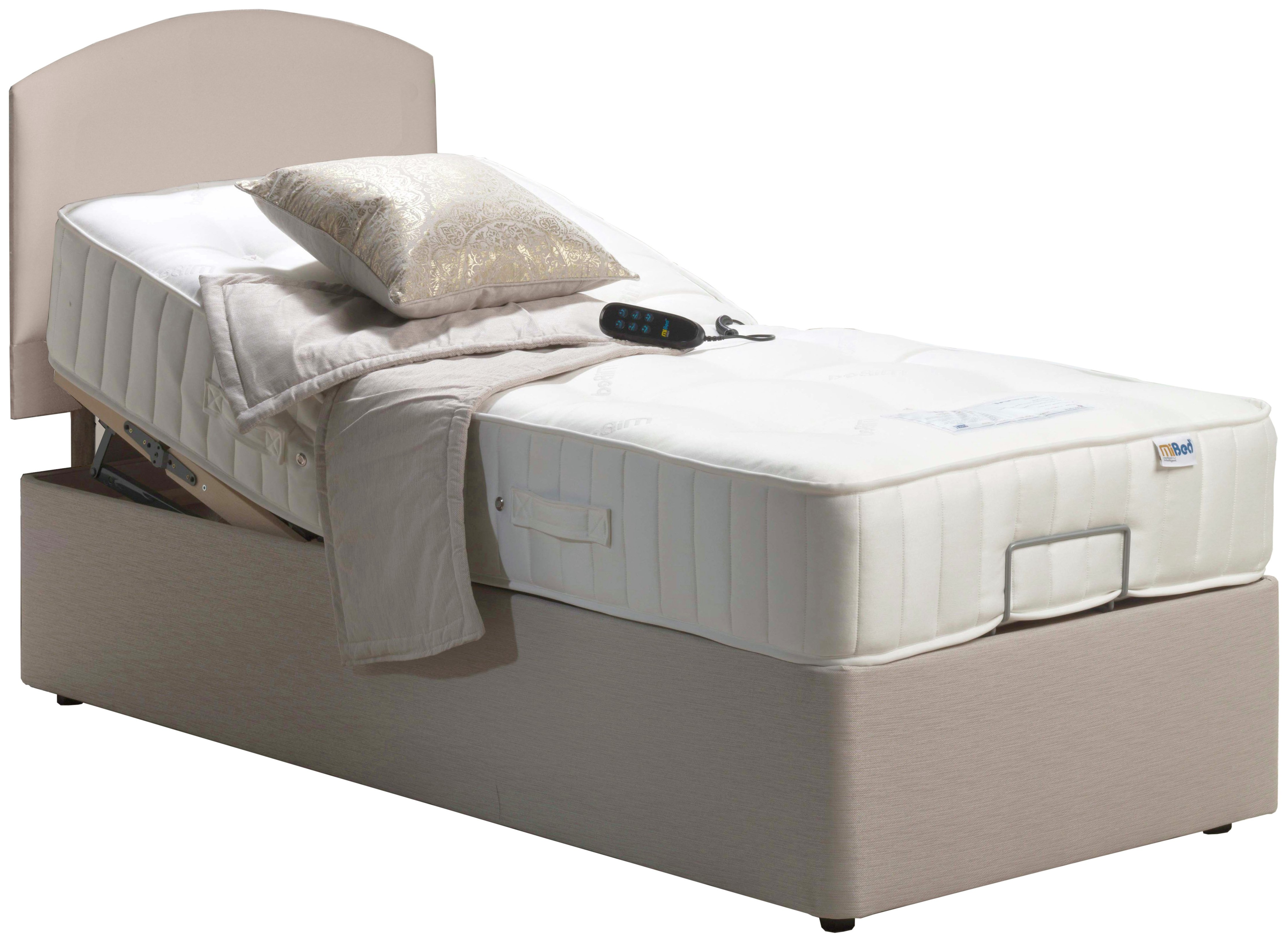 MiBed Adjustable 3 Newquay Single Bed