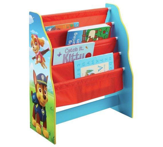 Paw Patrol Sling Bookcase