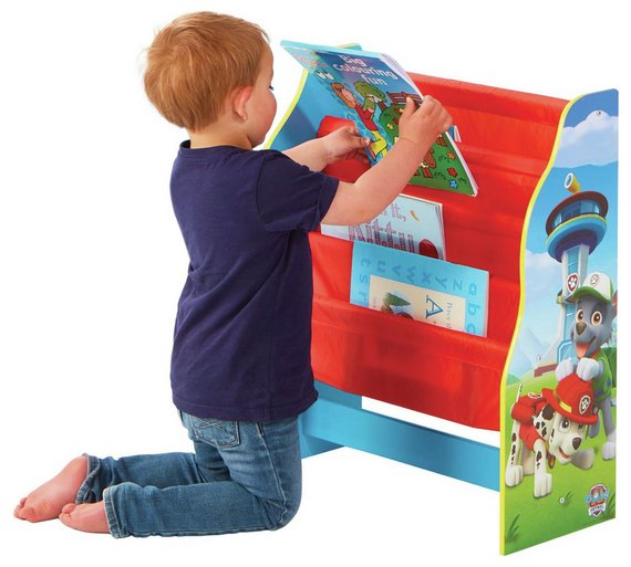 Buy Paw Patrol Sling Bookcase