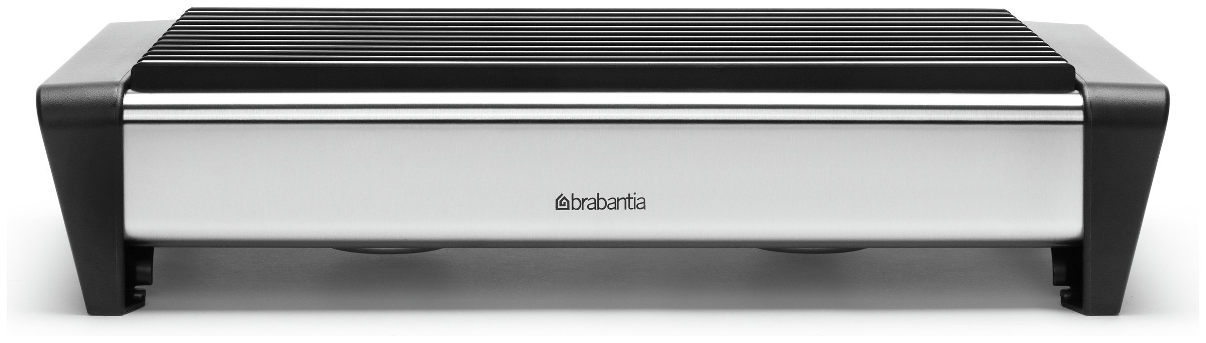 Image of Brabantia 2 Burner Food Warmer - Matt Stainless Steel