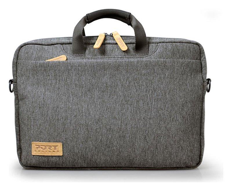 'Port Designs Torino 13.3-14 Inch Laptop Sleeve - Dark Grey