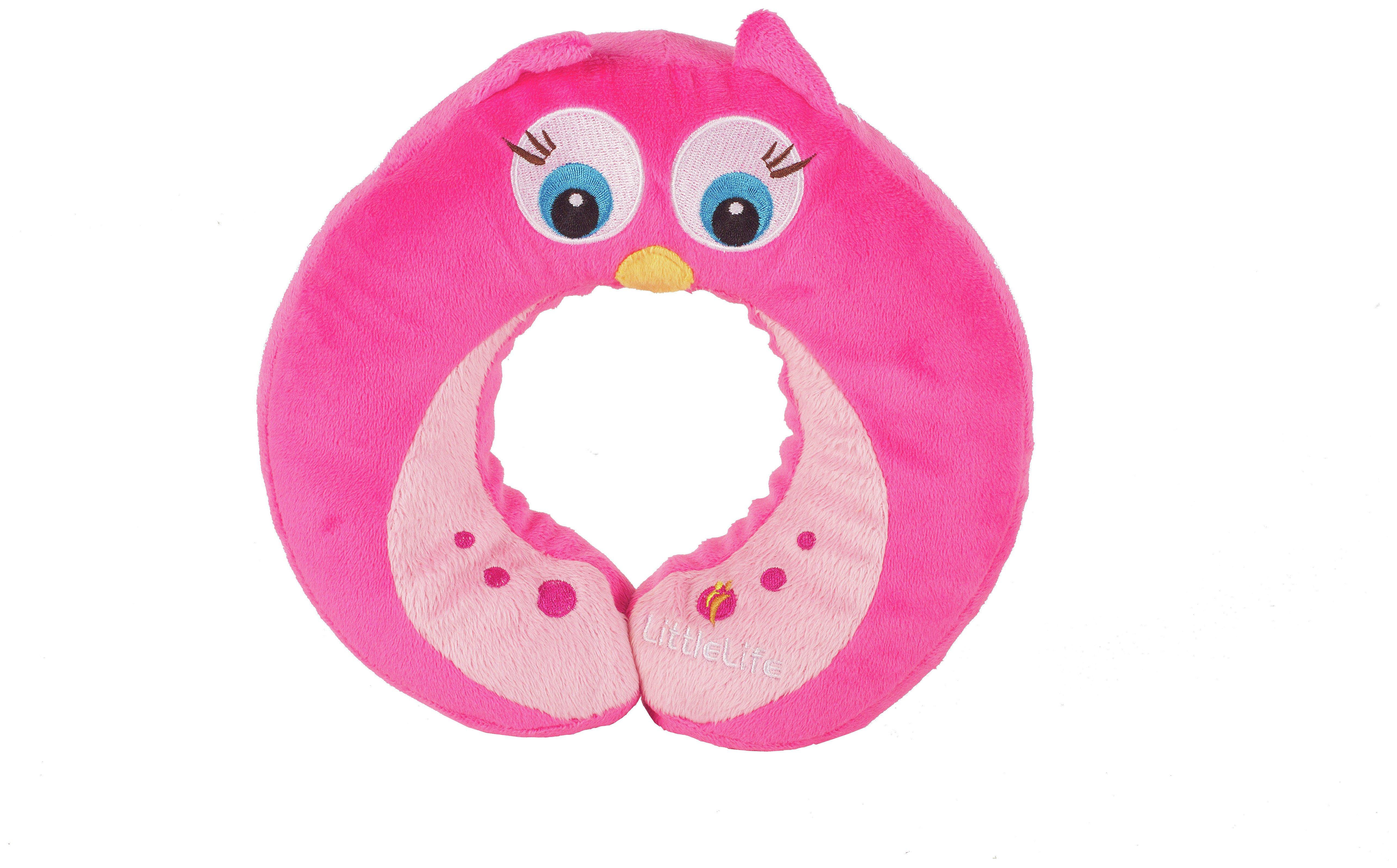 Littlelife Animal Snooze Pillow - Owl