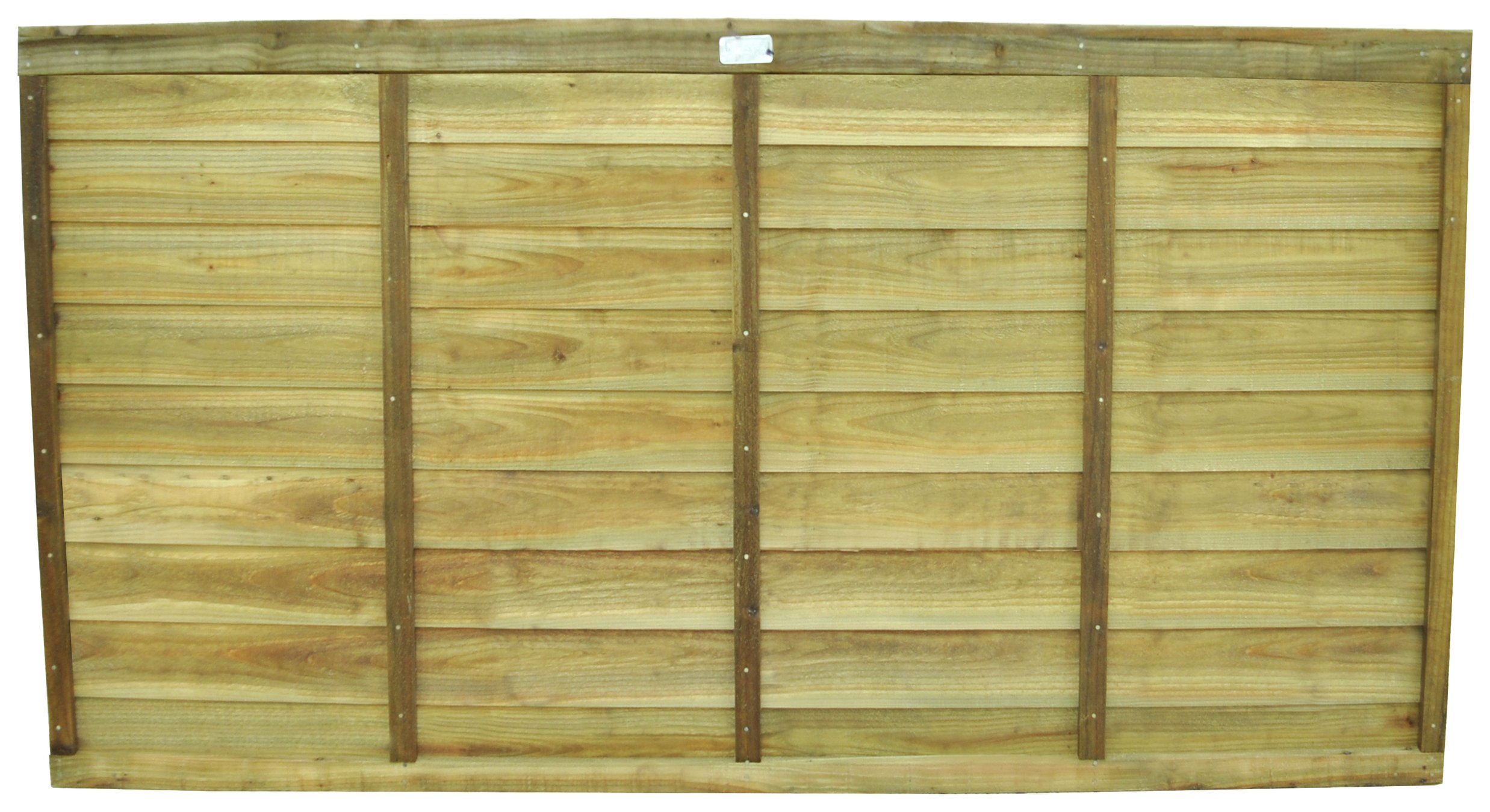 Forest 3ft (0.91m) Superlap Fence Panel - Pack of 4