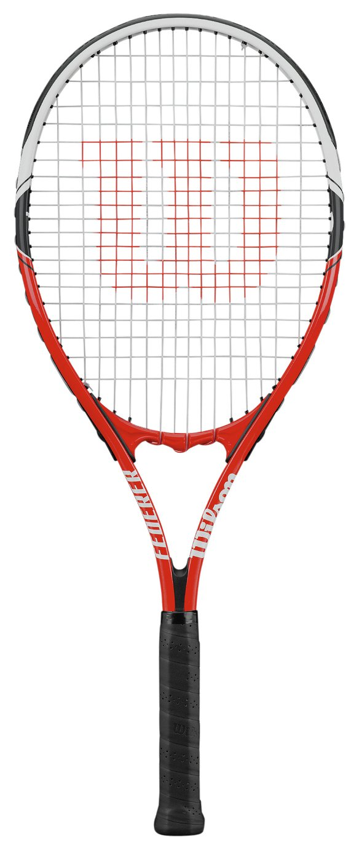 Wilson Roger Federer Adult Tennis Racket - 27 Inch