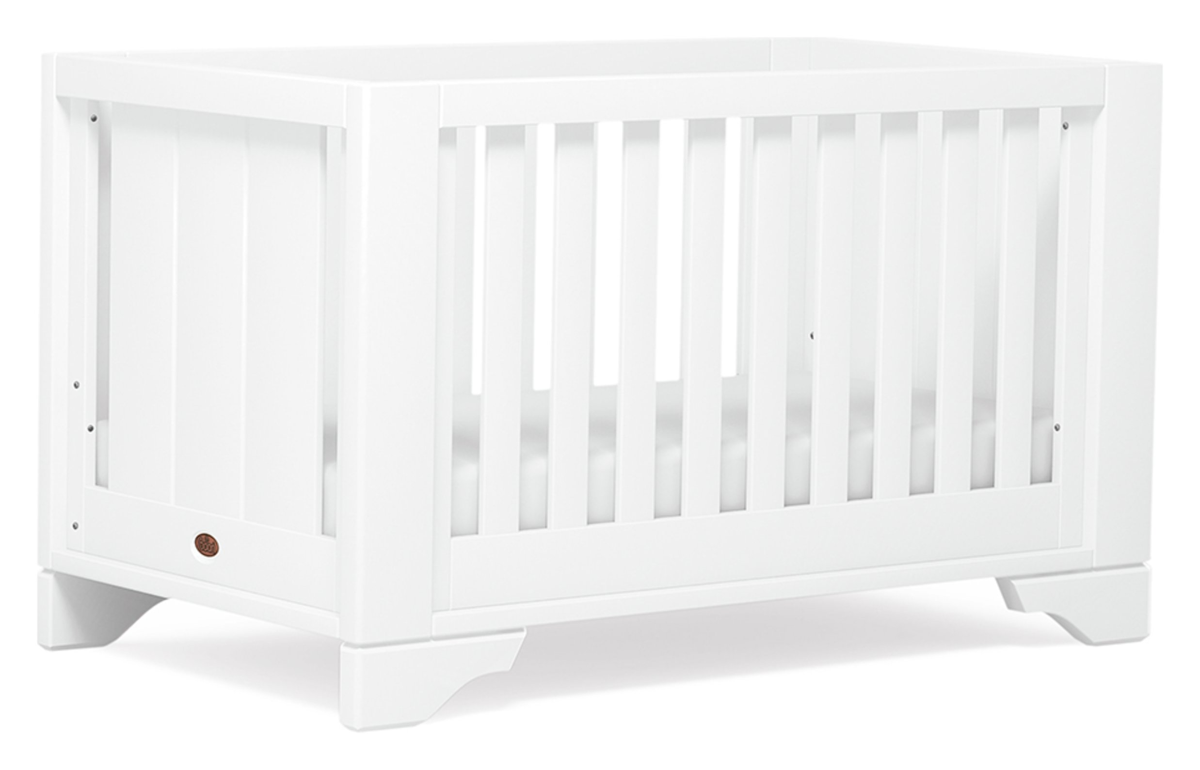 Eton Expandable Cot Bed - White