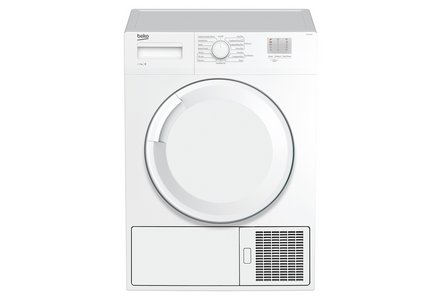 Beko DTGC7000W Condenser Tumble Dryer - White