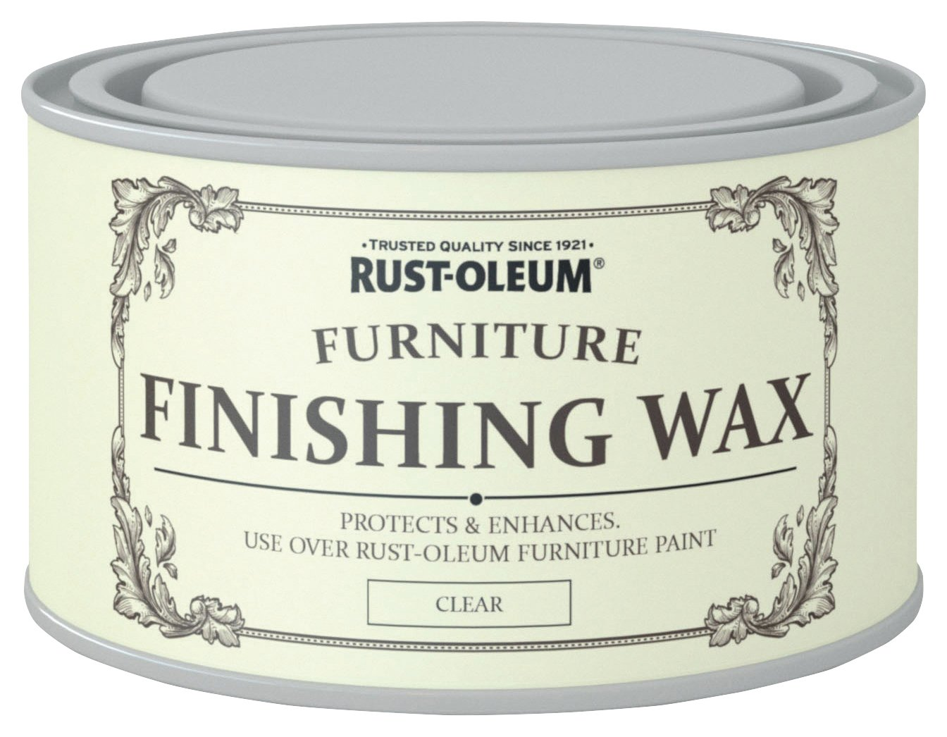Rust-Oleum Furniture Finishing Wax 400ml - Clear lowest price
