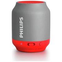 Philips BT25G Wireless Portable Speaker - Grey
