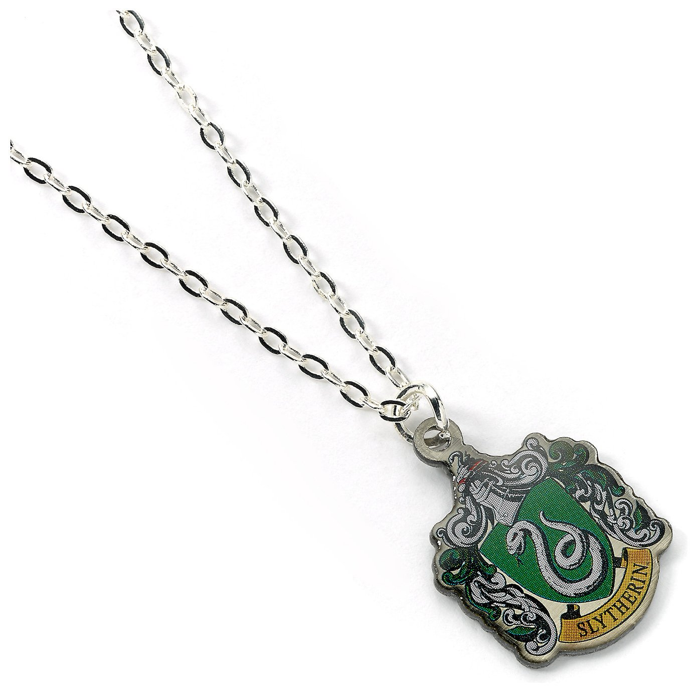 Harry Potter Slytherin Crest Pendant