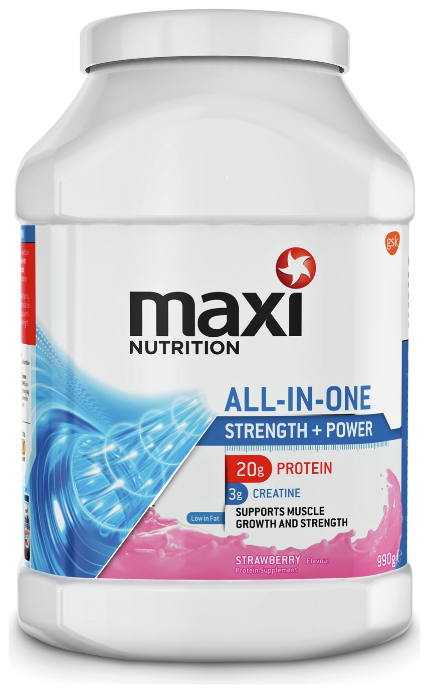 MaxiNutrition 990g Maximuscle All In One