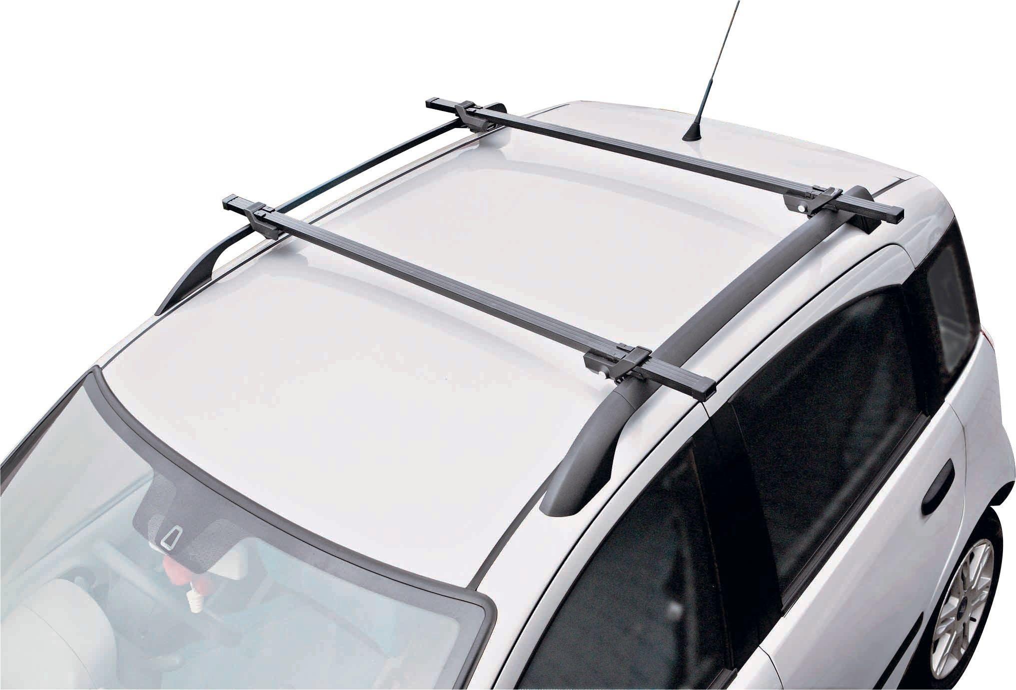 Heavy Duty Lockable Car Roof Bars