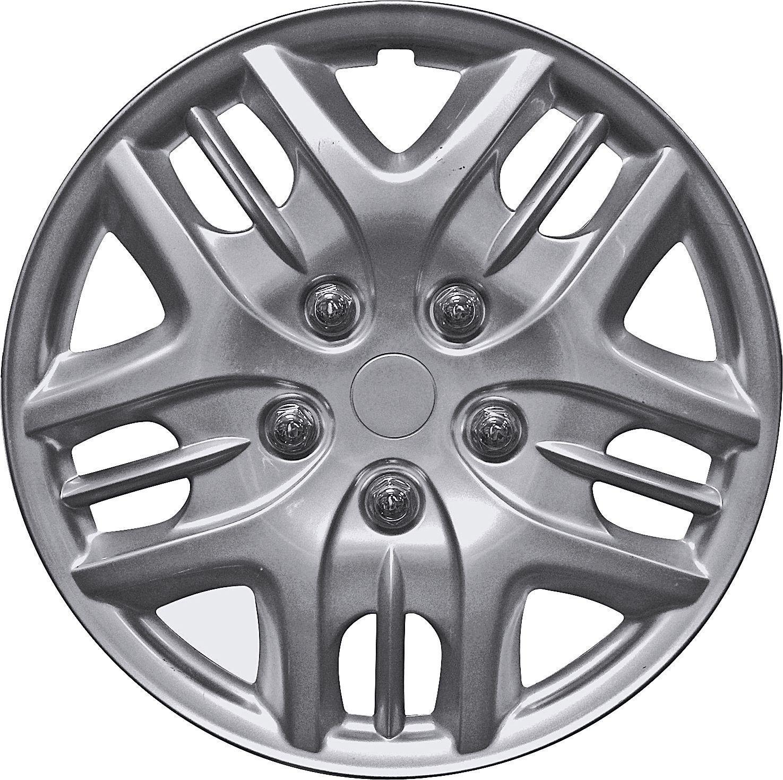 Streetwize Set of 4 Phantom Car Wheel Trims - 14 Inch