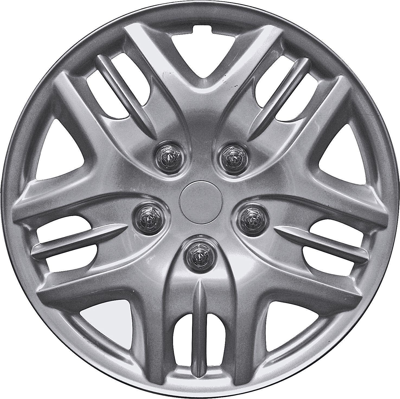 Streetwize Set of 4 Phantom Car Wheel Trims - 15 Inch