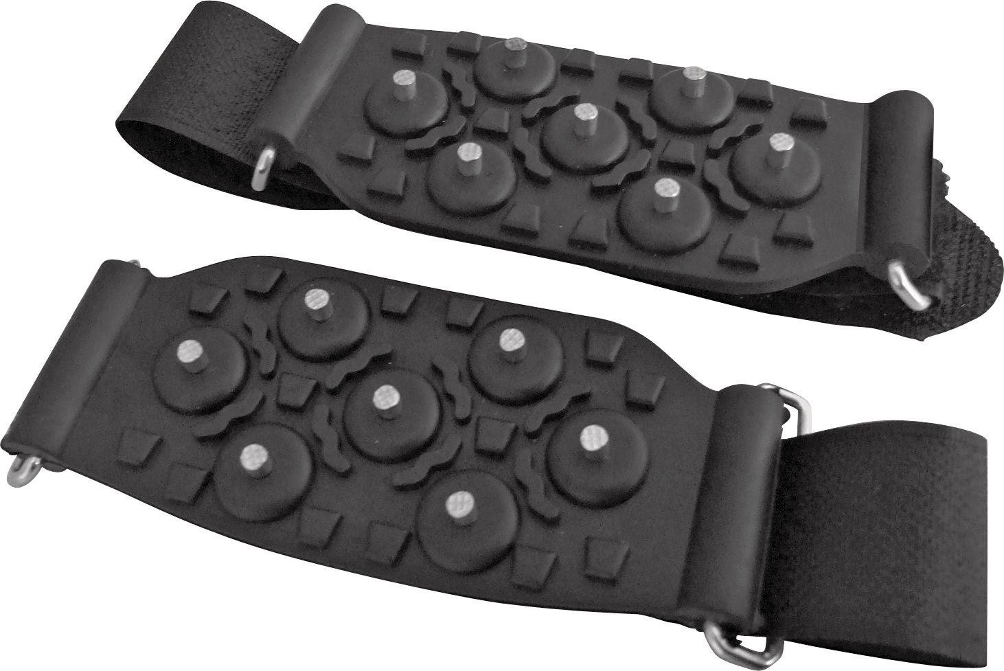 Universal Studded Snow and Ice Grips - Pack of 2 lowest price