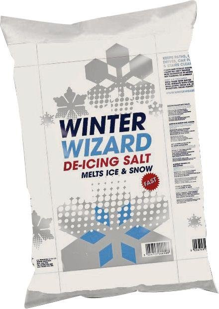 Winter Wizard 20kg Salt Bag lowest price