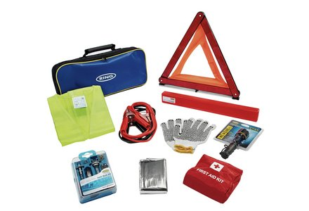 Image of the Ring Emergency Car Kit.