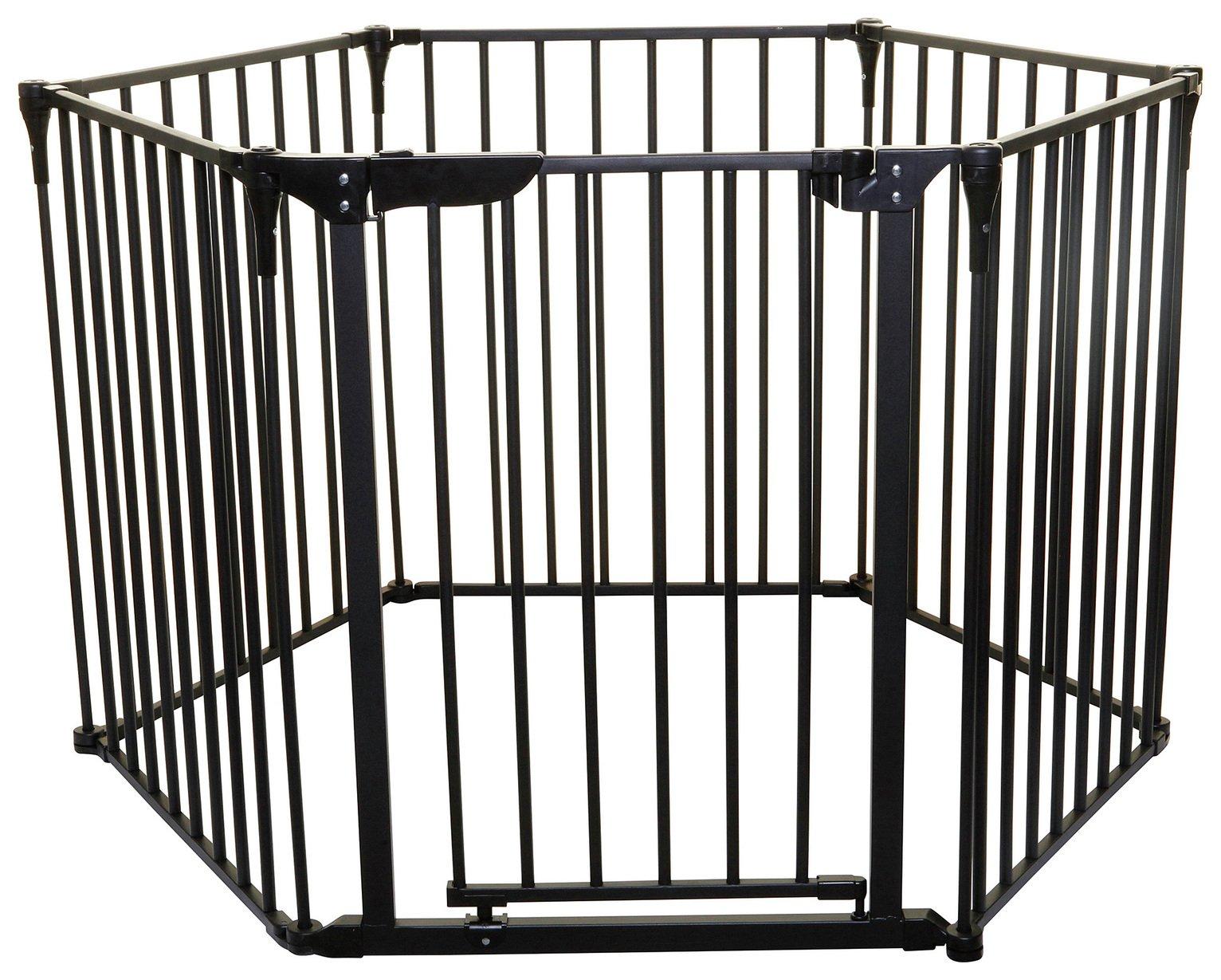 Image of Dreambaby Royale Converta 3-in-1 Playpen Gate - Black