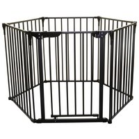 Dreambaby Royale Converta®  3-in-1 Playpen Gate - Black