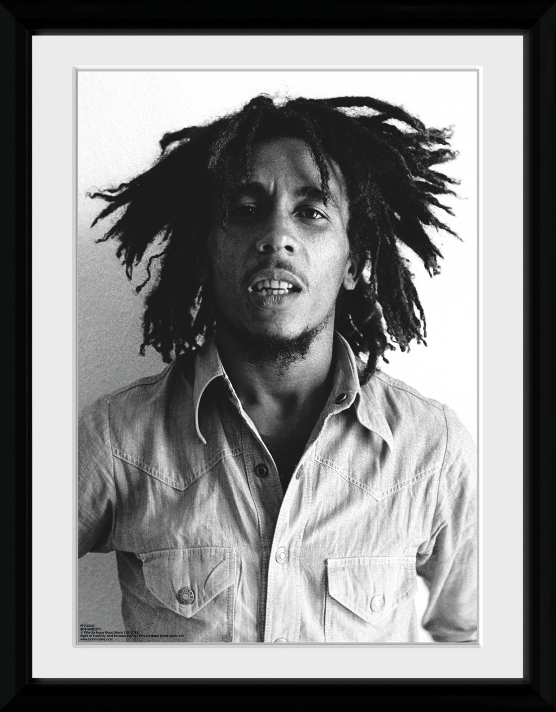 Image of Bob Marley One Love Collector Photo Print
