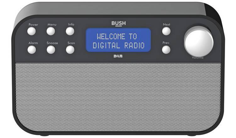 Bush DAB Radio - Black
