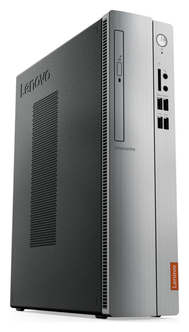 Lenovo 310S Intel Celeron 4GB 1TB Desktop PC - Black