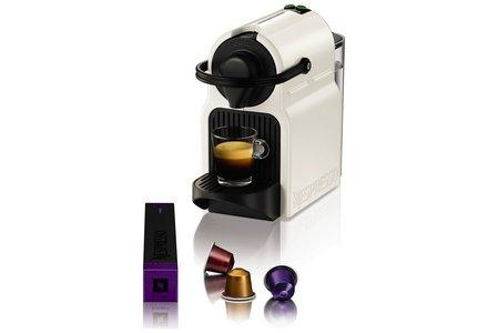 Nespresso XN100140 Inissia Coffee Machine - White.